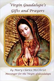Virgin Guadalupes Gifts and Prayers 183x275